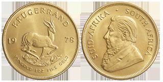 Krugerrand Oro